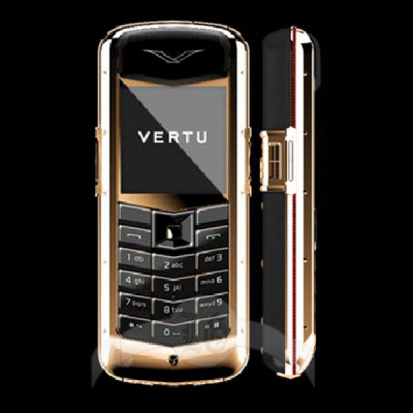 Vertu Constellation Red Gold Rubies Trim