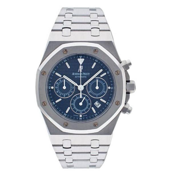 Audemars Piguet watches Royal Oak Chronograph (Steel / Blue / Steel)