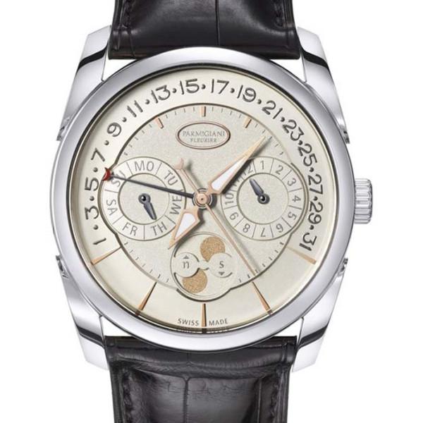 Parmigiani  watches Tonda Retrograde Annual Calendar