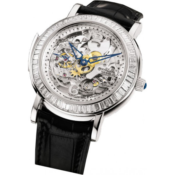 Parmigiani  watches Toric Minute Repeater GMT Limited Edition
