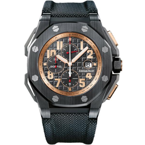 Audemars Piguet watches Arnold Schwarzenegger The Legacy Watch Hands-On Limited Edition