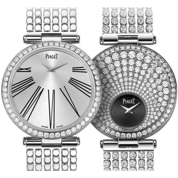 Piaget watches Limelight Twice: Haute Joaillerie