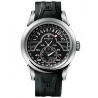 Perrelet watches Regulator with Retrograde Hours Titanium