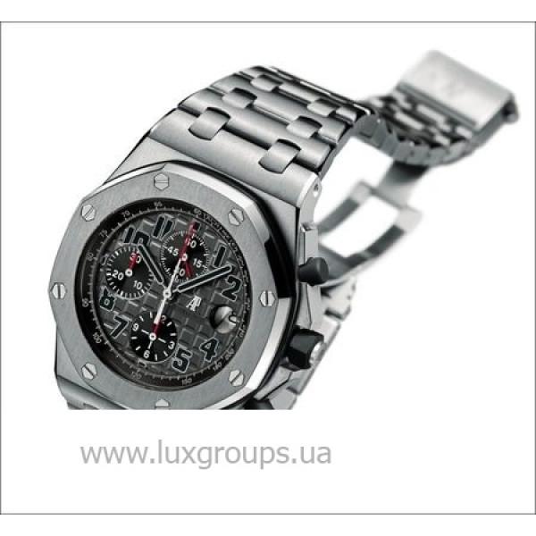 Audemars Piguet watches Titanium Royal Oak Offshore Chronograph on Bracelet