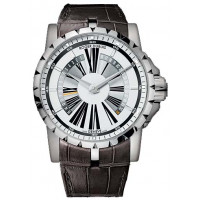 Roger Dubuis watches Bi-Retrograde Date  Limited Edition 88