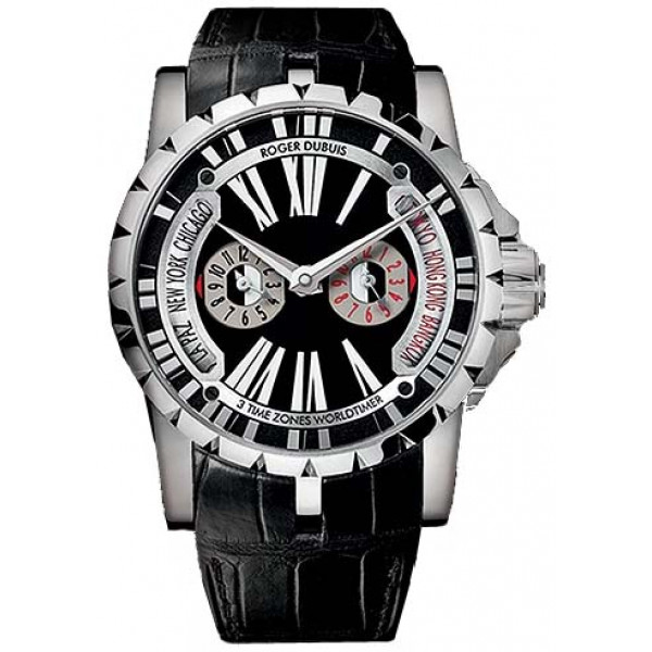 Roger Dubuis watches World Time Limited Edition 88