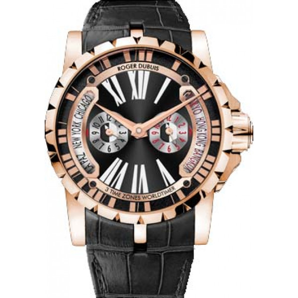 Roger Dubuis watches World Time