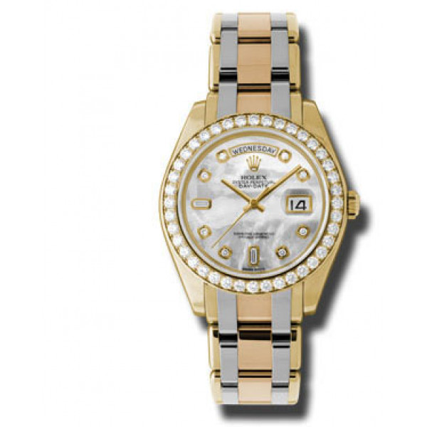 Rolex watches Day-Date 39mm Special Edition Tridor Masterpiece