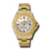 Rolex watches Yacht-Master 40mm Yellow Gold