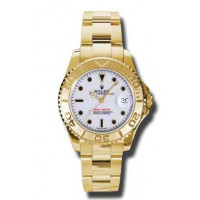 Rolex watches Yacht-Master Mid-Size Gold