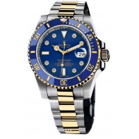 Rolex watches Submariner Steel and Gold