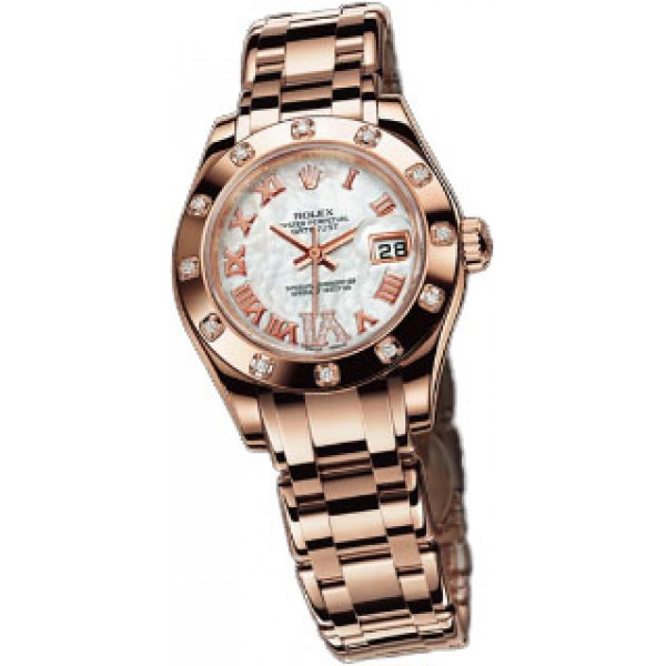 Rolex watches Lady - Datejust Pearlmacter