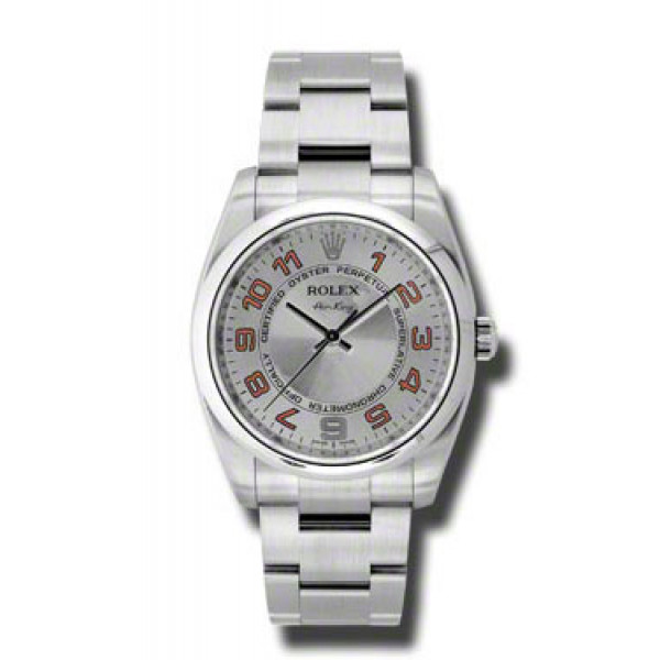 Rolex watches Air-King 34mm  Domed Bezel Oyster