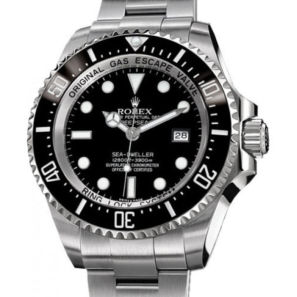 Rolex watches DeepSea