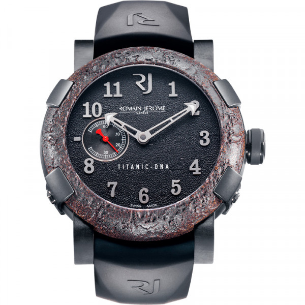 Romain Jerome watches Oxy BlackLimited Edition 2012
