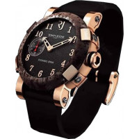 Romain Jerome watches Titanic-Dna Automatic 46  Rusted steel T-oxy III pink gold
