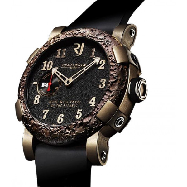Romain Jerome watches Titanic-Dna Automatic 46  Rusted steel T-oxy IV pink gold Ultimate Limited