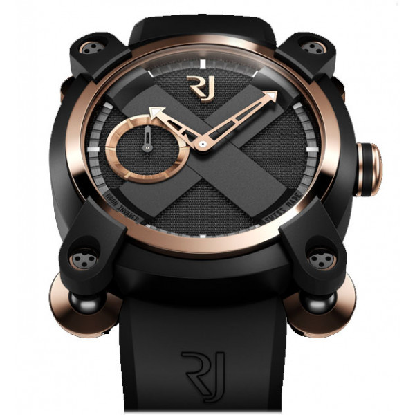 Romain Jerome watches RED METAL AUTOMATIC