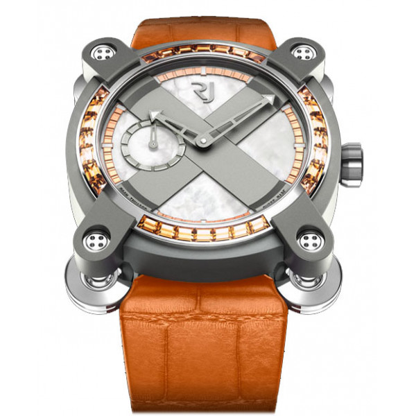 Romain Jerome watches TANGERINE