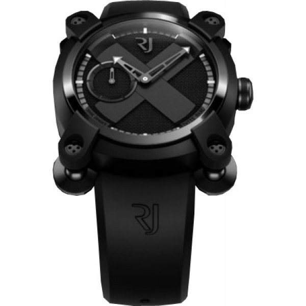Romain Jerome watches MOON INVADER AUTOMATIQUE BLACK METAL