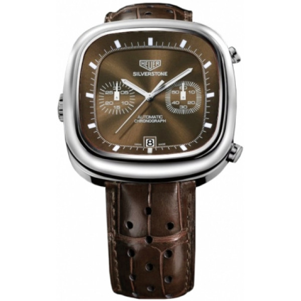 Tag Heuer watches Silverstone Calibre 11 Chronograph Limited Edition