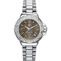 Tag Heuer watches Formula 1 Glamour Diamonds (SS-Diamonds / Brown MOP / SS)