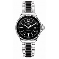 Tag Heuer watches Formula 1 Lady Steel & Ceramic & Diamonds