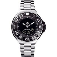Tag Heuer watches Formula 1 F1 Chronotimer (SS / Black / SS)