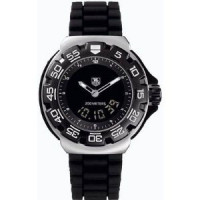 Tag Heuer watches Formula 1 F1 Chronotimer (SS / Black / Rubber)