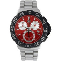 Tag Heuer watches Formula 1 Chronograph (SS / Red / SS)