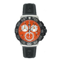 Tag Heuer watches Formula 1 Chronograph (SS / Orange / Rubber)