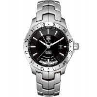 Tag Heuer watches Automatic Link World Timer Magnetic Bezel
