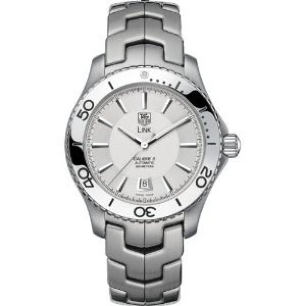 Tag Heuer watches Link Automatic Turning Bezel (SS / Silver / SS)