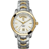 Tag Heuer watches Link Automatic Day Date (SS-YG / Silver / SS-YG)