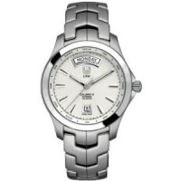 Tag Heuer watches Link Automatic Day Date (SS / Silver / SS)