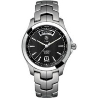 Tag Heuer watches Link Automatic Day Date (SS / Black / SS)
