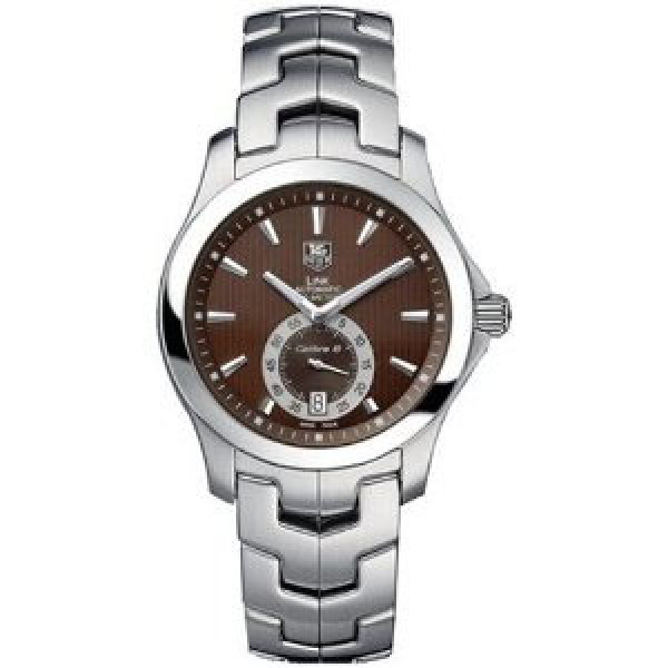 Tag Heuer watches Link Automatic (SS / Brown / SS)