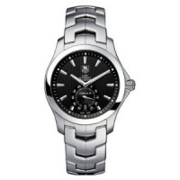 Tag Heuer watches Link Automatic (SS / Black / SS)