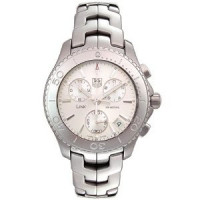 Tag Heuer watches Link Quartz Chronograph (SS / Silver / SS)