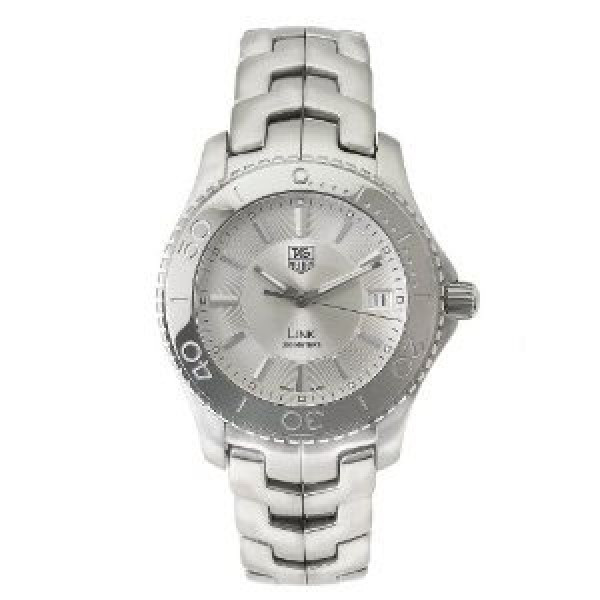 Tag Heuer watches Link Quartz (SS / Silver / SS)