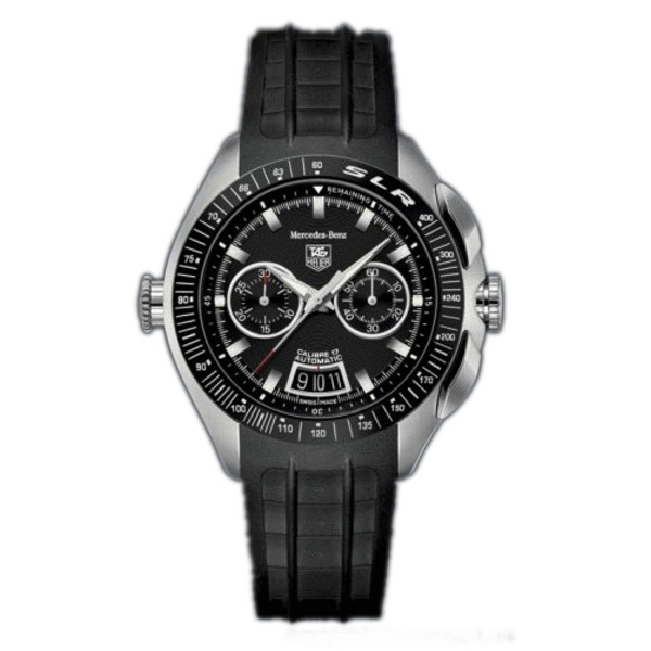 Tag Heuer watches Mercedes-Benz SLR (SS / Black / Rubber)