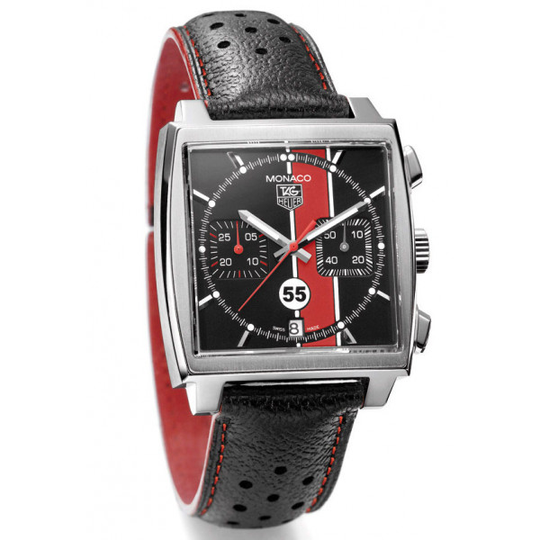 Tag Heuer watches Monaco Porsche Club of America Limited