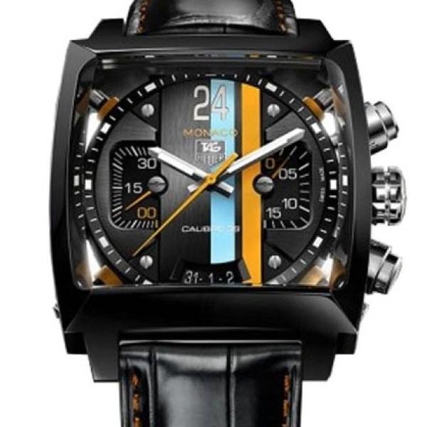 Tag Heuer watches Monaco Twenty Four Calibre 36 Chronograph