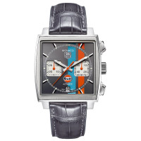 Tag Heuer watches Calibre 12 Automatic Gulf Chronograph Limited