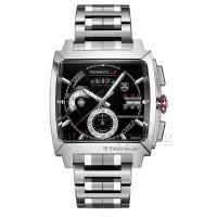 Tag Heuer watches MONACO LS Chronograph Calibre 12 Steel Bracelet