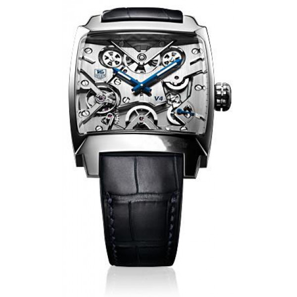 Tag Heuer watches Monaco V4 Limited Edition