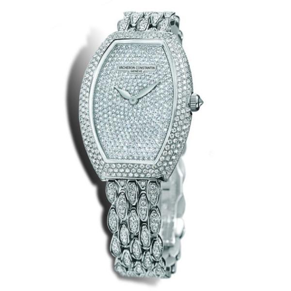 Vacheron Constantin watches Egerie Paved (WG-Diamonds / Diamonds / WG-Diamonds)