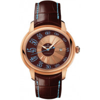 Audemars Piguet watches Millenary Novelty (RG / Brown / Leather)