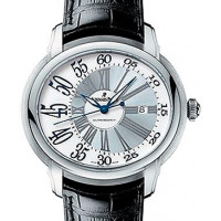 Audemars Piguet watches Millenary Novelty (WG / White / Leather)