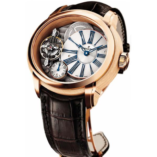 Audemars Piguet watches Millenary Watch with Deadbeat Seconds
